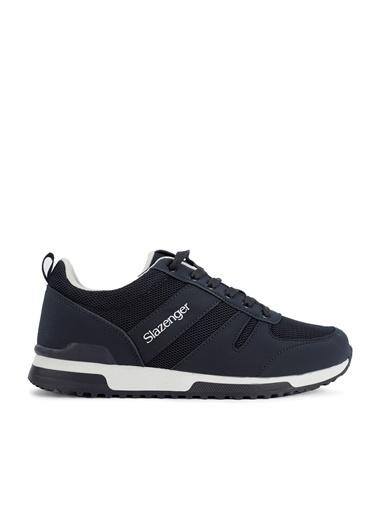 Slazenger Slazenger EDWIN Sneaker Erkek Ayakkabı   Saks  Lacivert